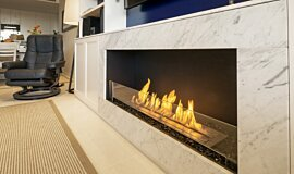 Private Residence Builder Fireplaces Flex Sery Idea