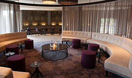 Moama Bowling Club Hospitality Fireplaces Built-In Fire Idea