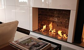 Queens Gate Terrace Indoor Fireplaces Ethanol Burner Idea