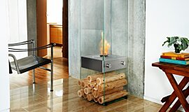 Commercial Space Indoor Fireplaces 设计壁炉 Idea