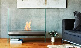 Merkmal Japan Indoor Fireplaces 设计壁炉 Idea