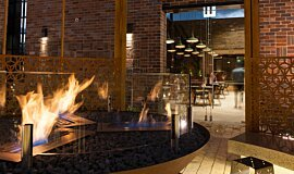 Junction Moama Hospitality Fireplaces Ethanol Burner Idea