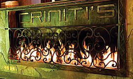 Crinitis Hospitality Fireplaces Built-In Fire Idea