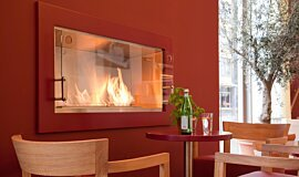 Vapiano, UK Commercial Fireplaces Part & Accessory Idea