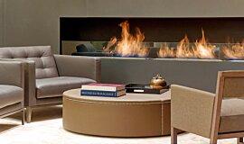 St Regis Hotel Lobby Hospitality Fireplaces Ethanol Burner Idea