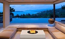 Living Area Fire Tables Fire Table Idea