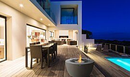 Outdoor Deck Fire Tables Fire Table Idea