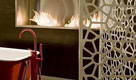 Fuori Salone 2010 Commercial Fireplaces Fireplace Insert Idea