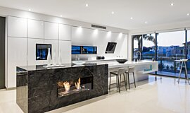Enigma Interiors Indoor Fireplaces Ethanol Burner Idea