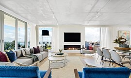 Espace Residence Commercial Fireplaces Flex Sery Idea