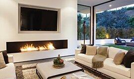 Rising Glen Indoor Fireplaces Ethanol Burner Idea