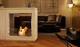 Merkmal Showroom Commercial Fireplaces Fireplace Insert Idea