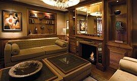 St James Boutique Hotel Commercial Fireplaces Ethanol Burner Idea