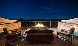 Longitude 131º Commercial Fireplaces Ethanol Burner Idea