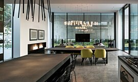 AB House Indoor Fireplaces Ethanol Burner Idea
