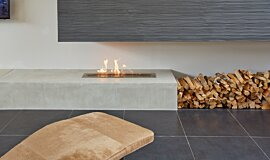 Bernn Punk Commercial Fireplaces Ethanol Burner Idea
