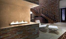 Phil Kean Design Indoor Fireplaces Ethanol Burner Idea