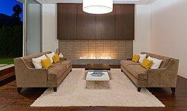 South Palm Canyon Indoor Fireplaces Ethanol Burner Idea