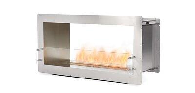 Firebox 1200DB Fireplace Insert - Studio Image by EcoSmart Fire