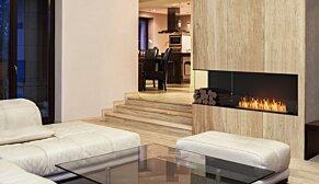 Flex 50LC.BXL Flex Fireplace - In-Situ Image by EcoSmart Fire