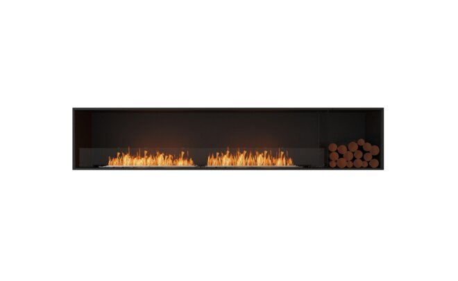 Decorative Box Right - Flex Fireplace Inserts by EcoSmart Fire