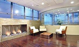 Farber Center  Hospitality Fireplaces Fireplace Insert Idea