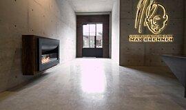 Max Brenner Linear Fires Fireplace Insert Idea