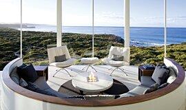 Southern Ocean Lodge Hospitality Fireplaces Ethanol Burner Idea