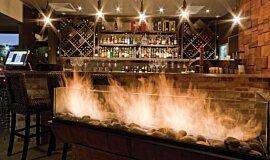Hippo Creek African Grill Hospitality Fireplaces Ethanol Burner Idea