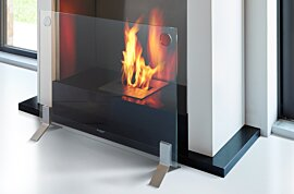 Fireplace Screens - In-Situ Image by EcoSmart Fire