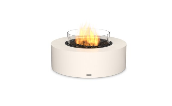 Ark 40 Fire Table - Gas LP/NG / Bone by EcoSmart Fire