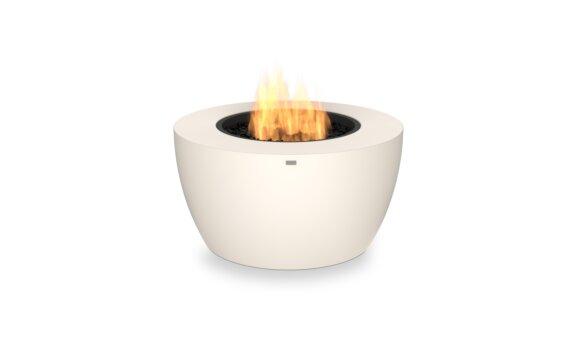 Pod 40 Fire Pit - Gas LP/NG / Bone by EcoSmart Fire