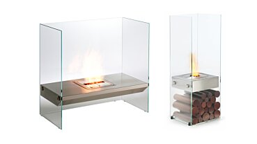 Designer Fireplaces